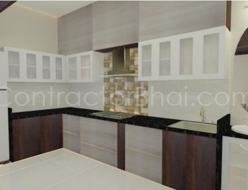 Interior Designing for 1 RK in Kurla, Mumbai