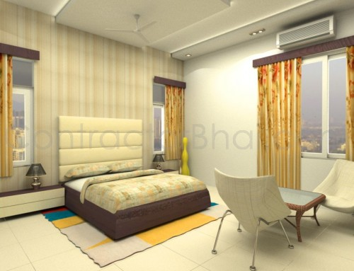 Interior Designing for 2storey Bungalow at Bundi- Kota, Rajasthan