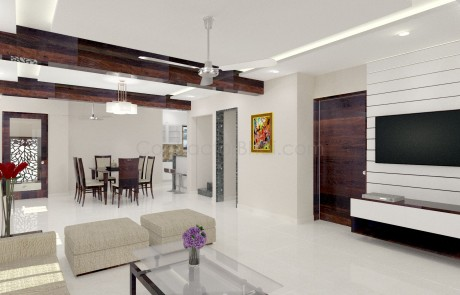 ContractorBhai 3D Interior Design Service