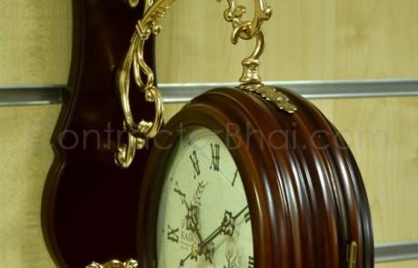 home interior wall clock india at 2011b-2