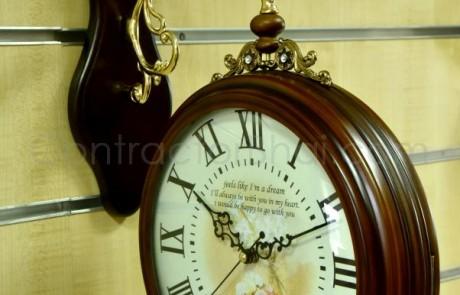 home interior wall clock india at 317b-2