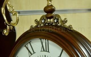 home interior wall clock india at 317b-3