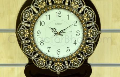 home interior wall clock india kbn-019b