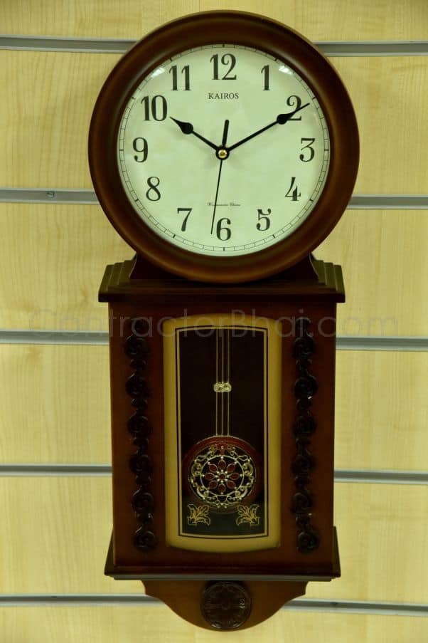 Home Interior Wall Clock India Km 001b Contractorbhai