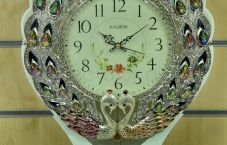 home interior wall clock india ks 168-2-2