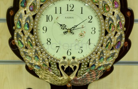 home interior wall clock india ks 168b