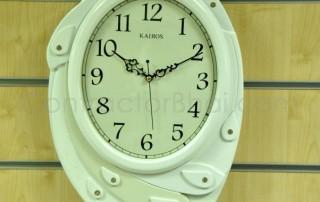 home interior wall clock india ks 926w-2