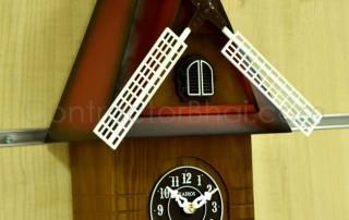 home interior wall clock india kw 9507 4