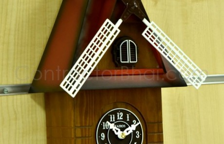 home interior wall clock india kw 9507 4