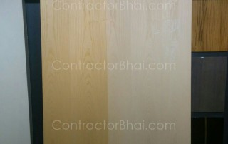 American White Ash Crown Cut Veneer
