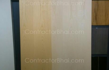 American White Ash Crown Cut Veneer