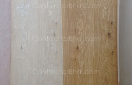 American White Oak Crown Cut Veneer