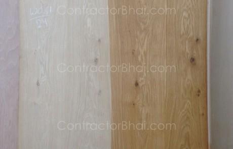 American White Oak Crown Cut Veneer