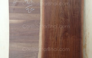 Exotic American Walnut Veneer