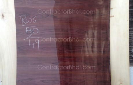 Indian Rosewood Crown Cut Veneer