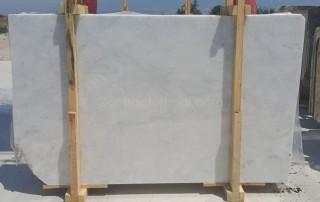 Mugla White Slab Marble