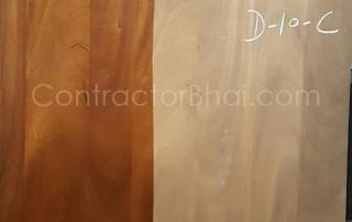 Smoked Golden Cedar Crown Cut Veneer