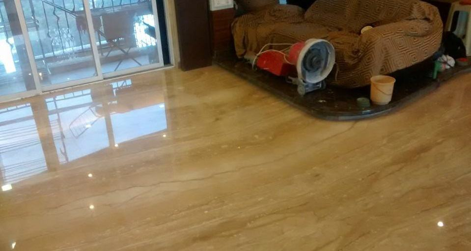 an outline to maintaining stone finish surface