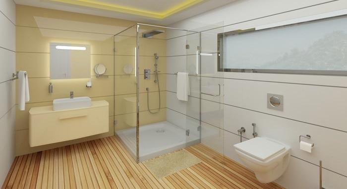 Important Measurements For Bathroom Contractorbhai