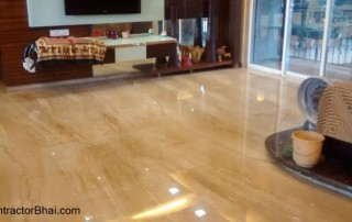 Sealer Application for Exposed Areas