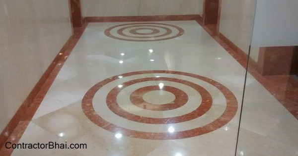 True Process to Marble Coating with Sealer