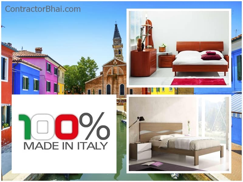 Different Style of Italian Furniture