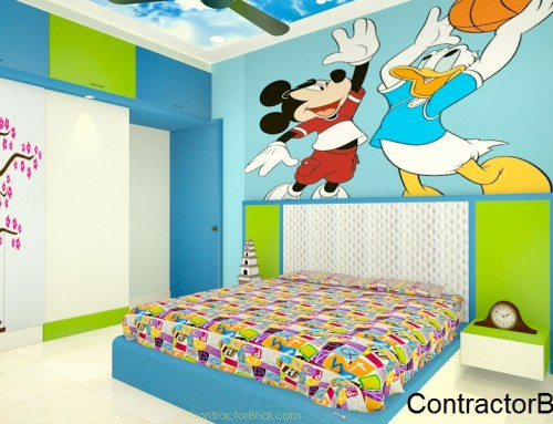 Design Ideas for Kids room- Bangalore