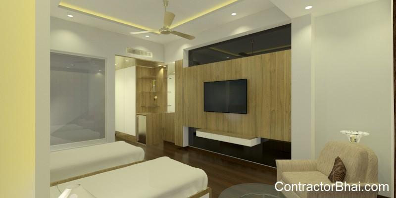 Luxurious Room Design, Kombalgody