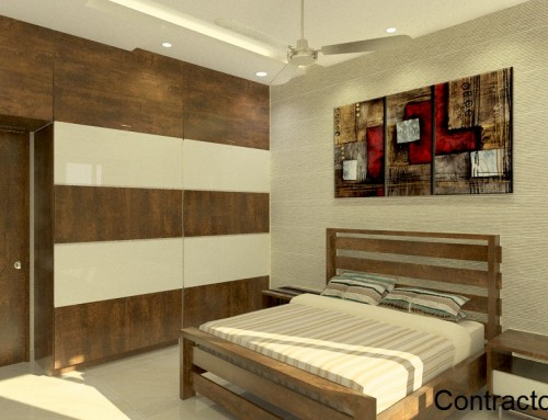 Contemporary Master Bedroom-Banashankari,Bangalore