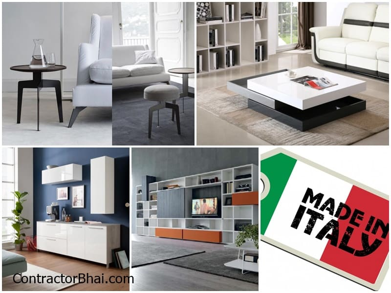 Present misconception about buying Italian Furniture