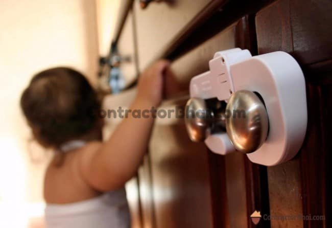 Contractorbhai-Child-Proofing-Kitchen