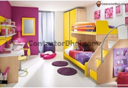 CB-challenges-Faced-while-Designing-Shared-Kids-Room
