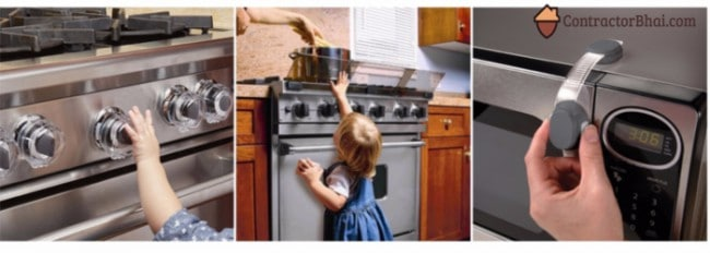 Contractorbhai-Child-Proofing-Gas-Stove