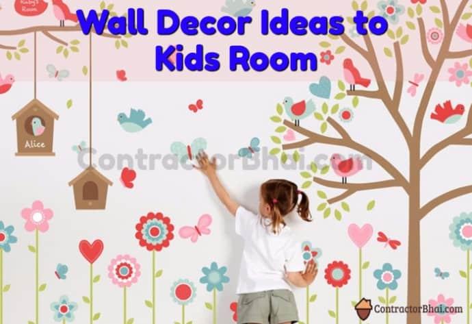 Contractorbhai-Wall-Decor-Ideas-Kids-Room