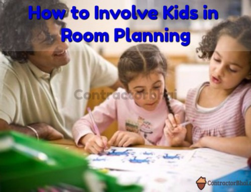 How to Involve Kids in Room Planning