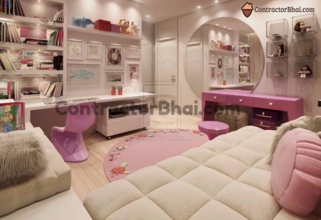 Contractorbhai-Avoid-Mirror-Glass-for-Kids-Room