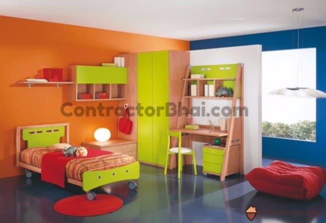 Contractorbhai-Basic-Storage Furniture-Kids-Room