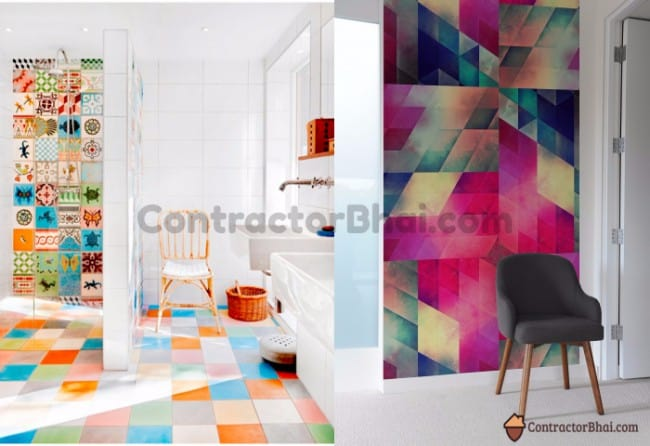Contractorbhai-Colorful-Mosaic-Wall-Tiles-for-Accent-Walls