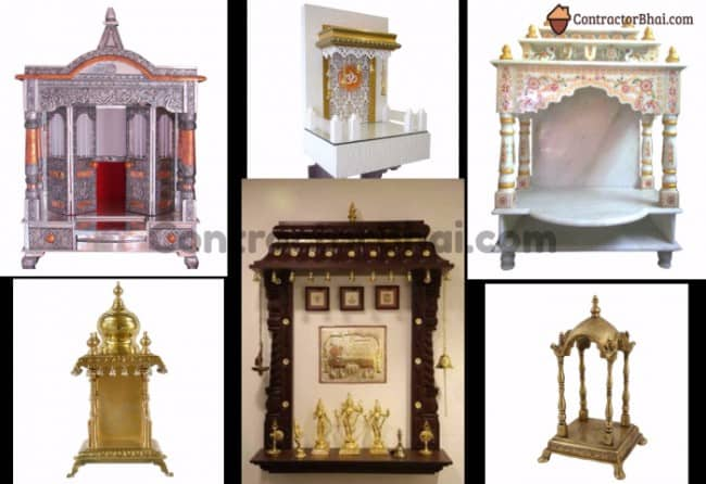 Contractorbhai-Different-Material-Divine-Mandir
