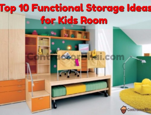 10 Storage Ideas for Kids Room