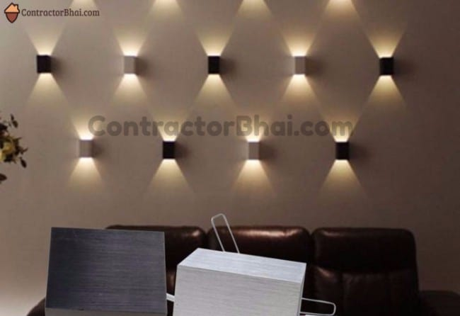 Contractorbhai-Interiors-Wall-Highlighter-Lights
