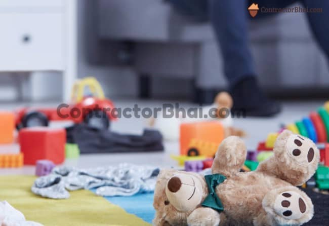 Contractorbhai-Messy-Kids-Room