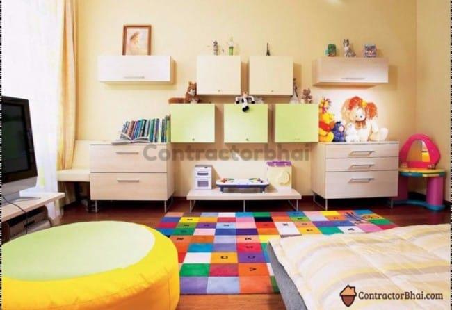 Contractorbhai-Organised-Kids-Room