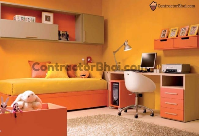 Contractorbhai-Storage Height-for-Kids-Room