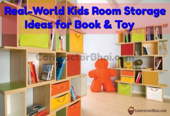 Contractorbhai-Storage-Ideas-For-Books-and-Toys-Kids-Room-