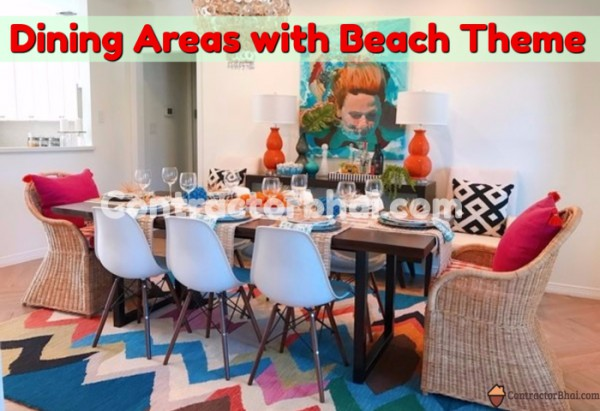 Contractorbhai-Tips-for-Beach-Theme-Dining-Area