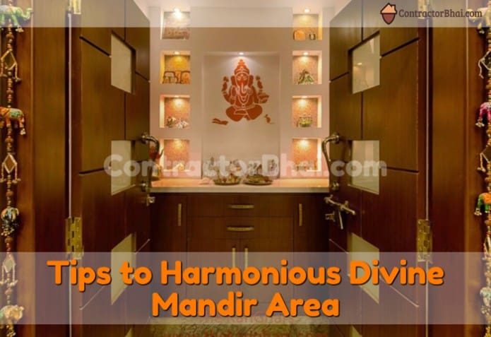 Contractorbhai-Tips-to-Highlight-Divine-Mandir-Area