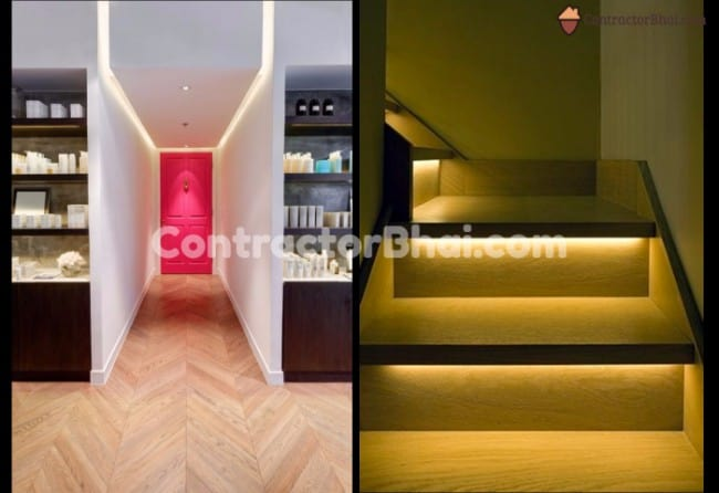 How to pick perfect cove lighting contractorbhai contractorbhai cove lighting for functional use aloadofball Gallery