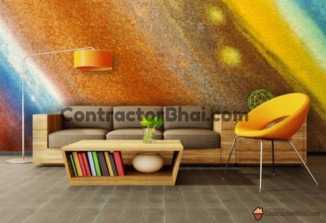 Contractorbhai-Abstract-Design-Wall-Mural-for-Living-Room