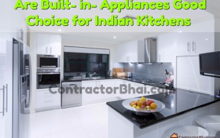 Built in Appliances for Indian Kitchens